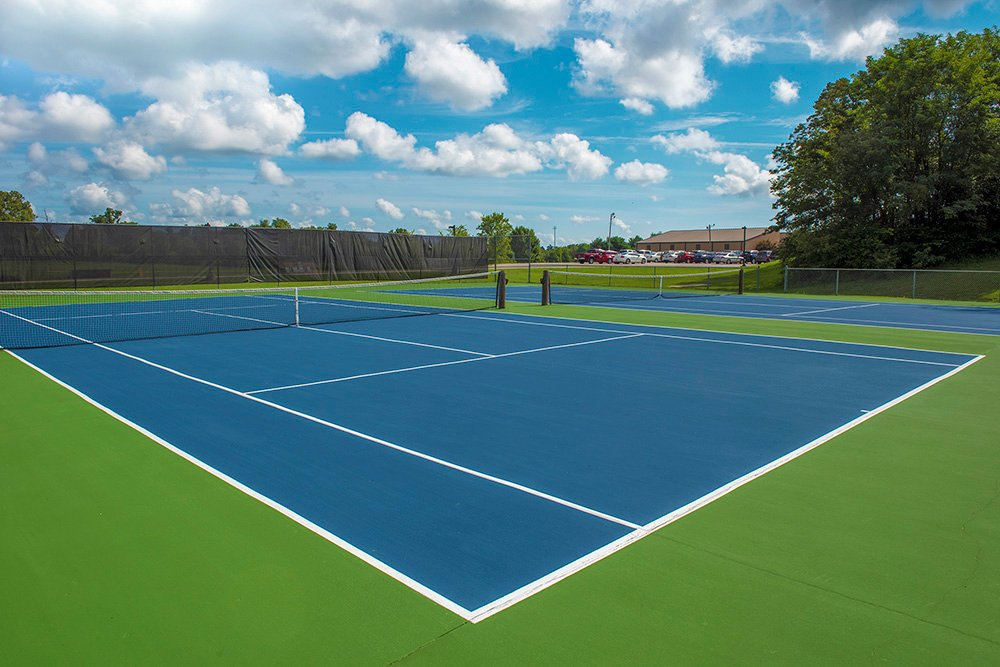 northark tennis courts